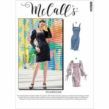 McCalls pattern M8034