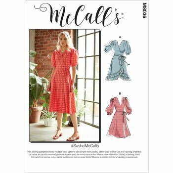 McCalls pattern M8036