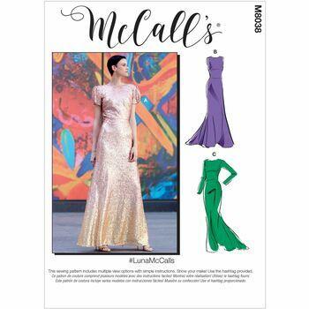 McCalls pattern M8038