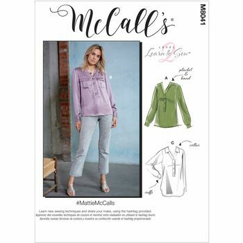 McCalls pattern M8041