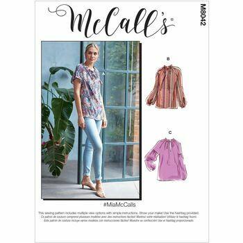 McCalls pattern M8042