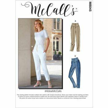 McCalls pattern M8045
