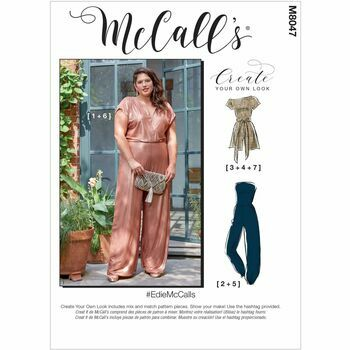 McCalls pattern M8047