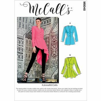 McCalls pattern M8048