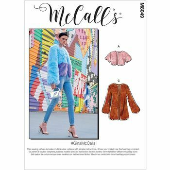 McCalls pattern M8049