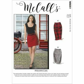 McCalls pattern M8051