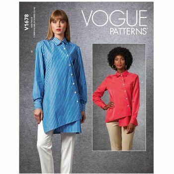 Vogue pattern V1678