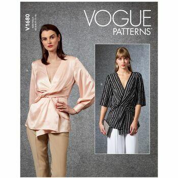 Vogue pattern V1680