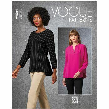 Vogue pattern V1681