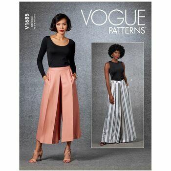 Vogue pattern V1685
