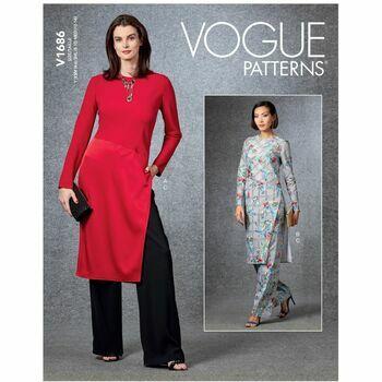 Vogue pattern V1686