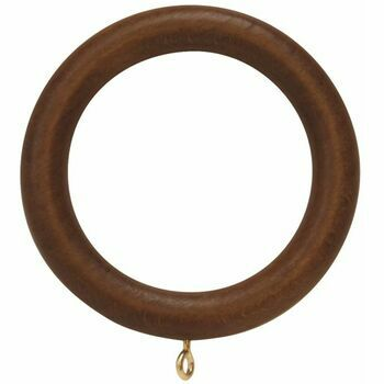 Hallis 50mm Woodline Rosewood Wood Ring (Pack of 4)