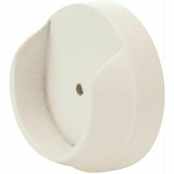 Honister 50mm Linen White Recess Brackets (Pack of 2)