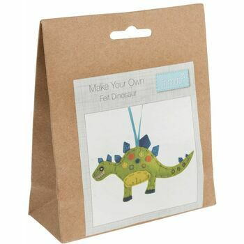 Trimits Dinosaur Felt Decoration Kit