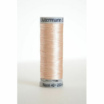 Gutermann Sulky Rayon No 40: 200m: Col.1017