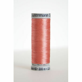 Gutermann Sulky Rayon 40 Embroidery Thread - 200m (1020)