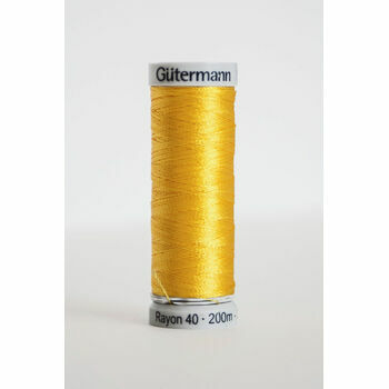 Gutermann Sulky Rayon No 40: 200m: Col.1023