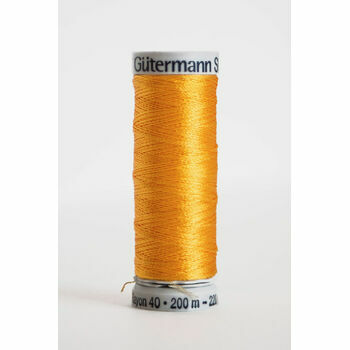 Gutermann Sulky Rayon 40 Embroidery Thread - 200m (1024)