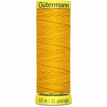 Gutermann Col. 4009 - SHIRRING - Elastic thread 10M