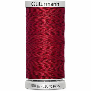 Gutermann Red Extra Strong Upholstery Thread - 100m (46)