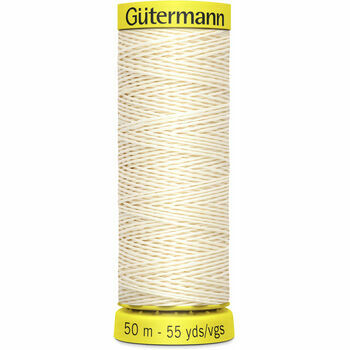 Gutermann Linen Thread: 50m: Col. 4011