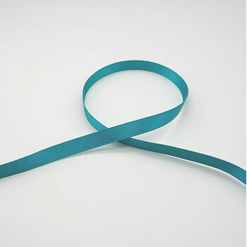 Berisfords: Double Faced Satin Ribbon: 10mm: Malibu Blue