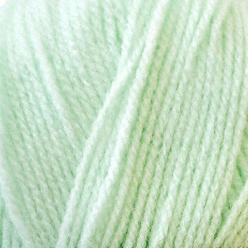 Super Soft Yarn - Baby DK - Pale Green BB1 (100g)
