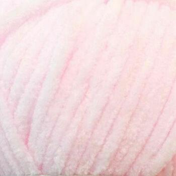 James C Brett Flutterby Chunky Yarn - Pale Pink - B2 (100g)