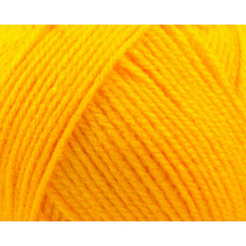 Top Value Yarn - Sunflower Yellow - 8411 (100g)