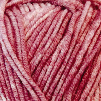 James C Brett Cotton On Yarn - Pink Denim CO23 (50g)