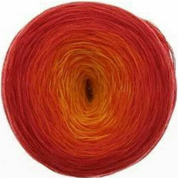 Unic - Orange-Rouge - 10107 (200g)