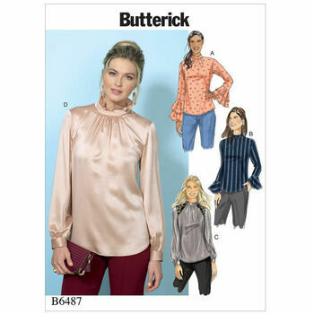 Butterick pattern B6487
