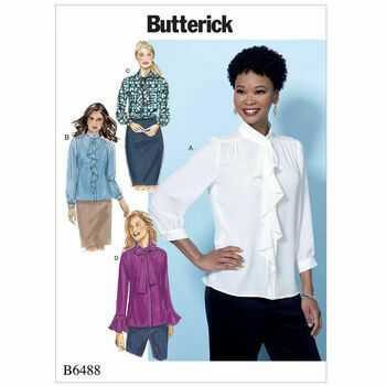 Butterick pattern B6488