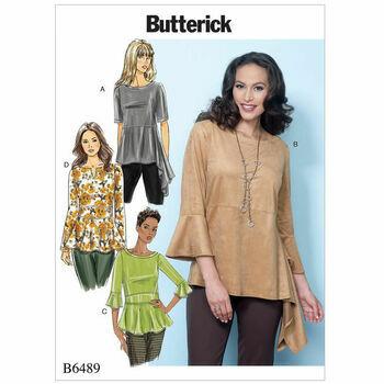 Butterick pattern B6489
