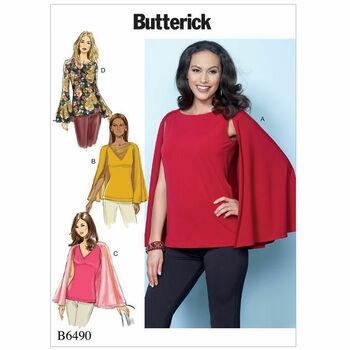 Butterick pattern B6490