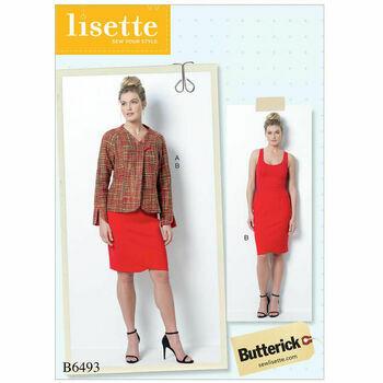 Butterick pattern B6493