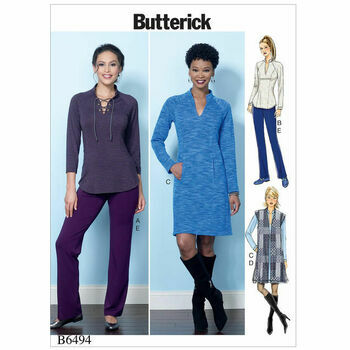 Butterick pattern B6494