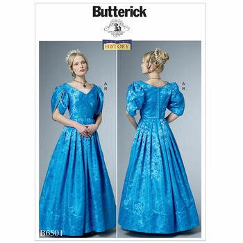 Butterick pattern B6501