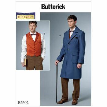 Butterick pattern B6502