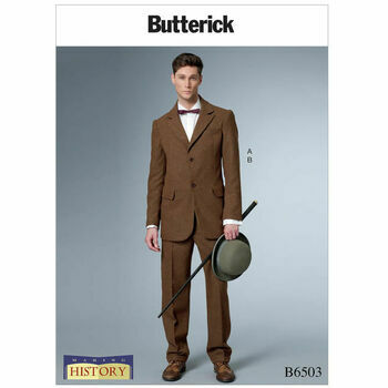 Butterick pattern B6503