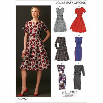 Vogue pattern V9267
