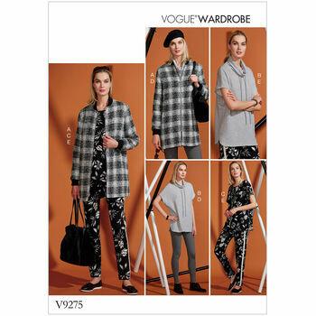 Vogue pattern V9275