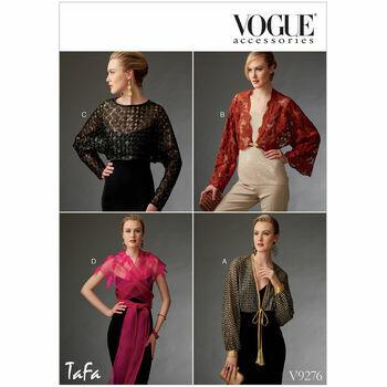 Vogue pattern V9276