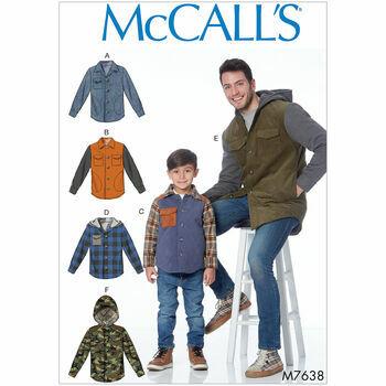 McCalls pattern M7638