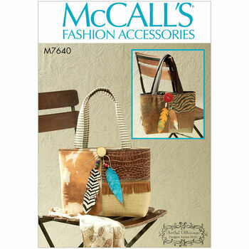 McCalls pattern M7640