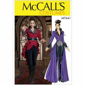 McCalls pattern M7641