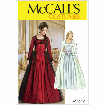 McCalls pattern M7642