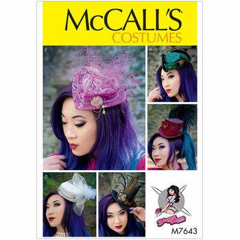 McCalls pattern M7643