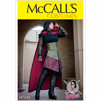 McCalls pattern M7645