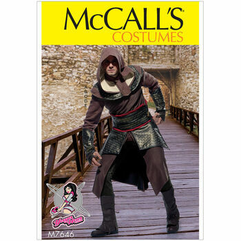 McCalls pattern M7646